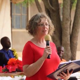 in Uganda again