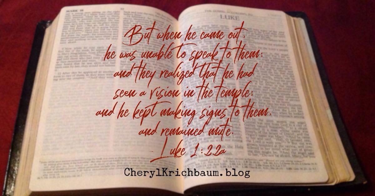 Inconvenient But God Glorifying (#BraveLikeMarySeries)