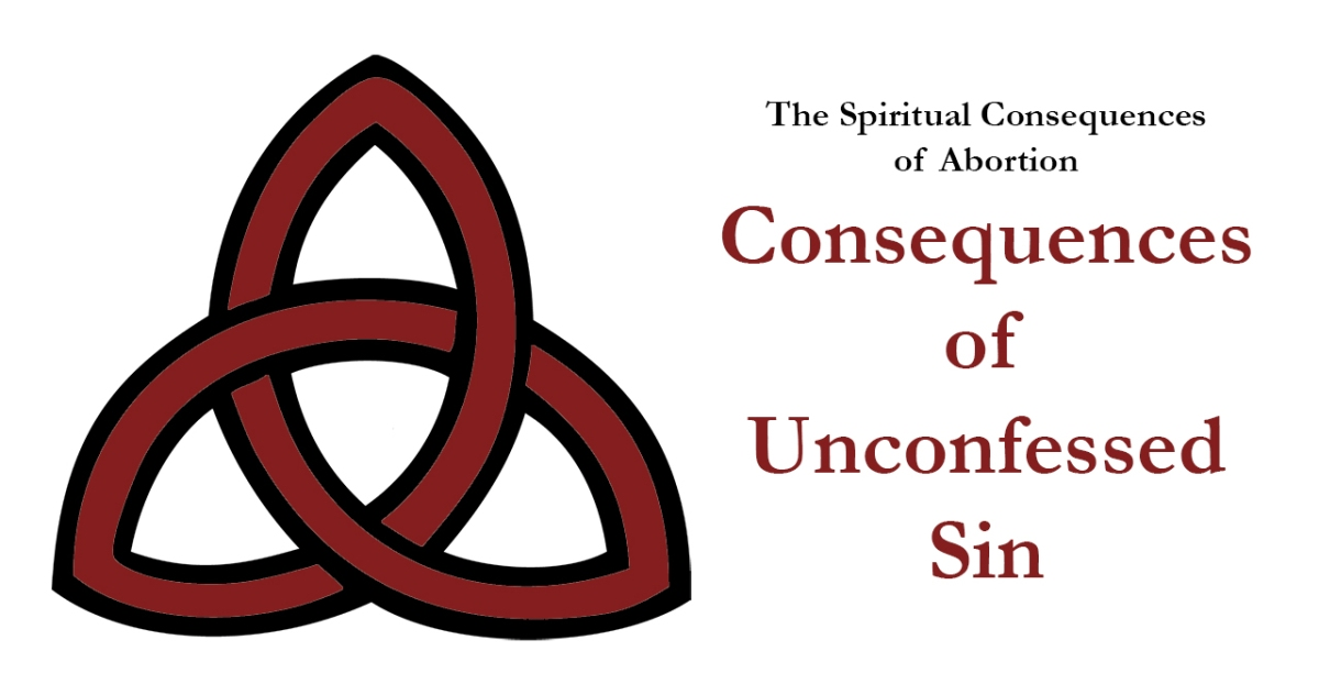 The Consequences of Unconfessed Sin